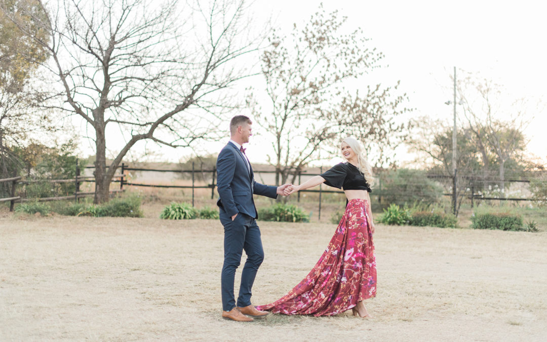 7 Ideas on what to wear for your Engagement Shoot