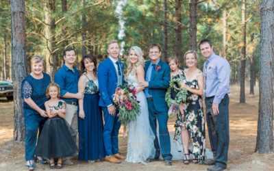Wedding Family Portrait Checklist